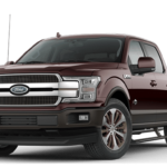 2018 Ford F-150 King Ranch Trim