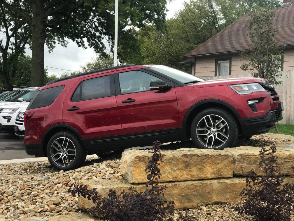 2018 Ford Explorer, Edge, Escape near Manhattan, Ks