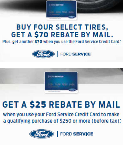 Ford Service Specials in Lawrence, Kansas October 2018