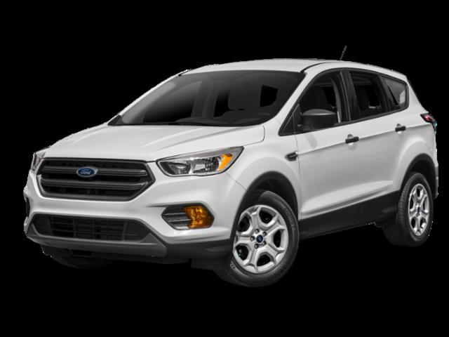 2019 Ford Escape, White Exterior
