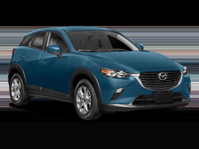 2018 Mazda CX-3, Blue Exterior