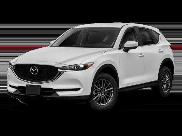 2018 Mazda CX-5, White Exterior