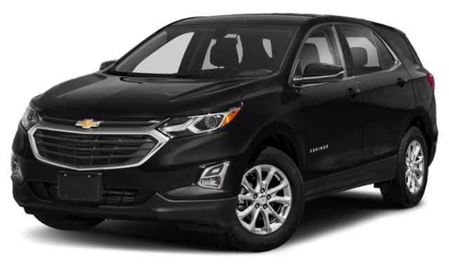 2019 Chevrolet Equinox FWD 4dr LT w:2FL