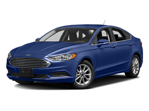 2017 Ford Fusion 300x225