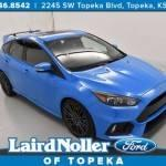 Laird Noller Ford in Topeka, Kansas has the 2017 Ford Focus RS