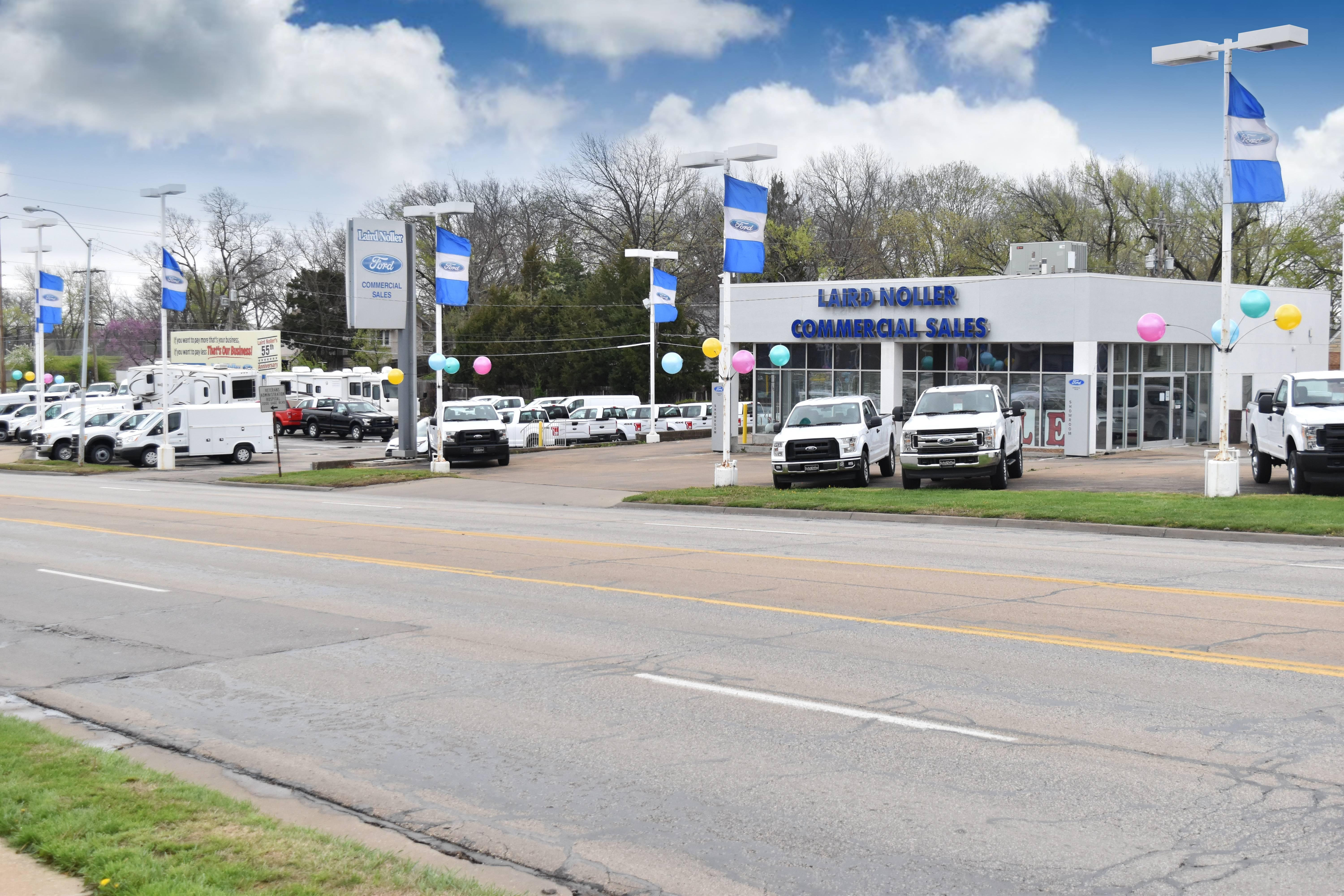 Laird Noller Ford Commercial and Fleet Kansas