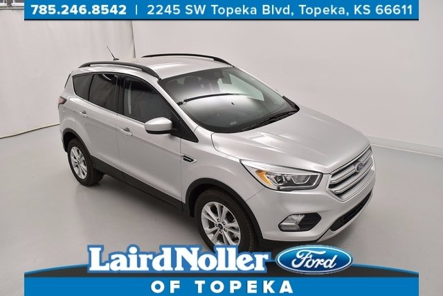 2017 Ford Escape SE 201a Package Silver in Topeka, Kansas