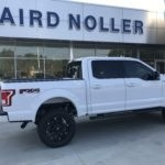 Lifted 2017 Ford F-150 XLT in Topeka, Kansas