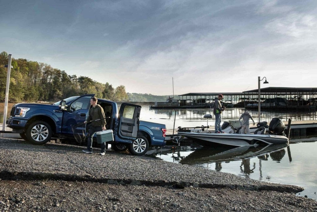 The Ford F 150 Survives Natural Disasters With Tough Design