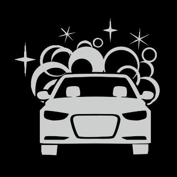Car Detailing Car Wash Special Icon