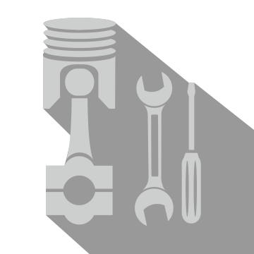 Tools Piston Wrench Screwdriver Special Icon