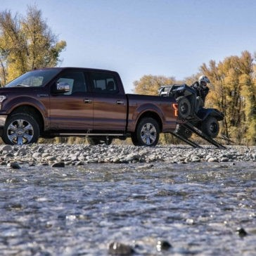 2018 f-150 Water