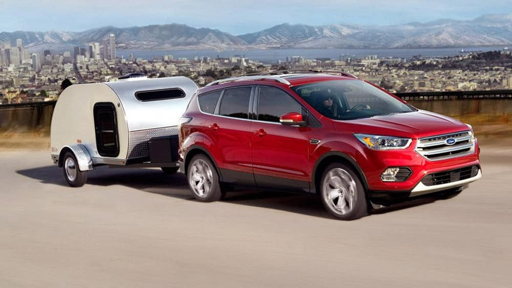 Can The Ford Escape Tow A Boat Laird Noller Automotive