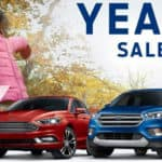 Ford Year-End Sales Event