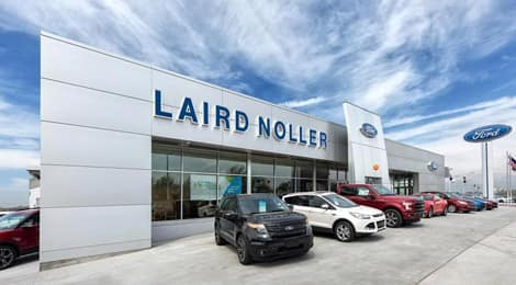 Laird Noller Ford Topeka