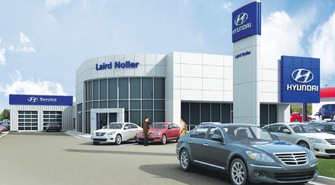 Laird Noller Hyundai Lawrence