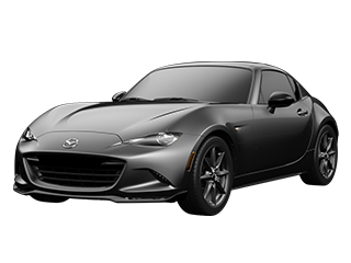 2017 Mazda MX-5 PNG in Grey with Transparent Background at Landmark Mazda