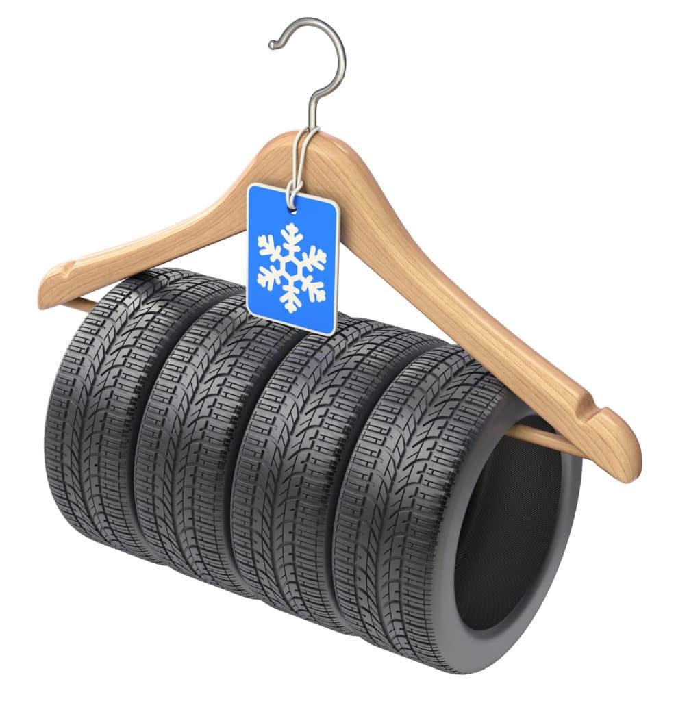 winter tire storage