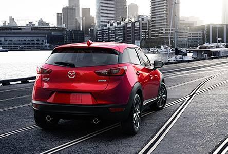 2017 Mazda CX-3 Performance