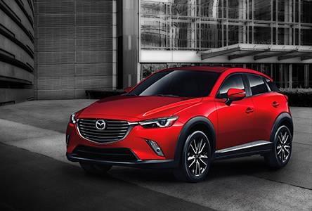 2017 Mazda CX-3 Styling