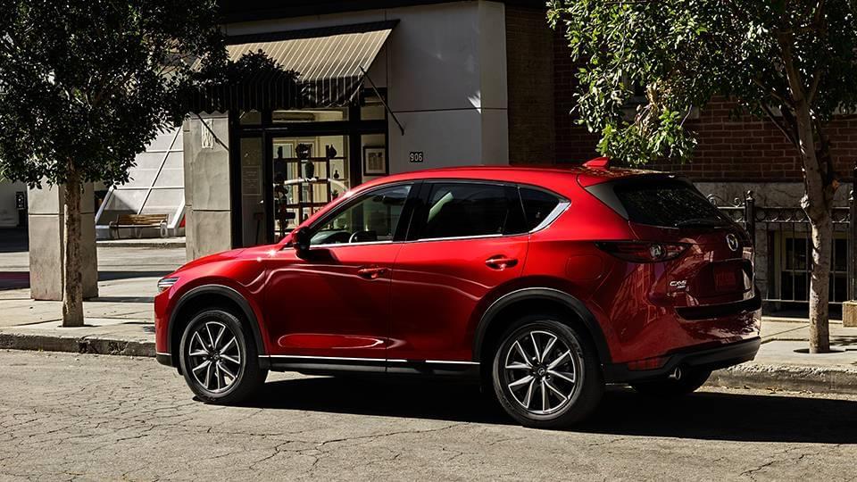 2017 Mazda5 Warranty Landmark Mazda