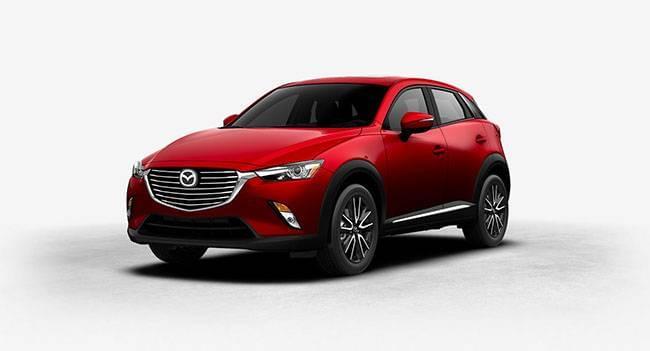 2017 Mazda CX-3 Overview at Landmark Mazda