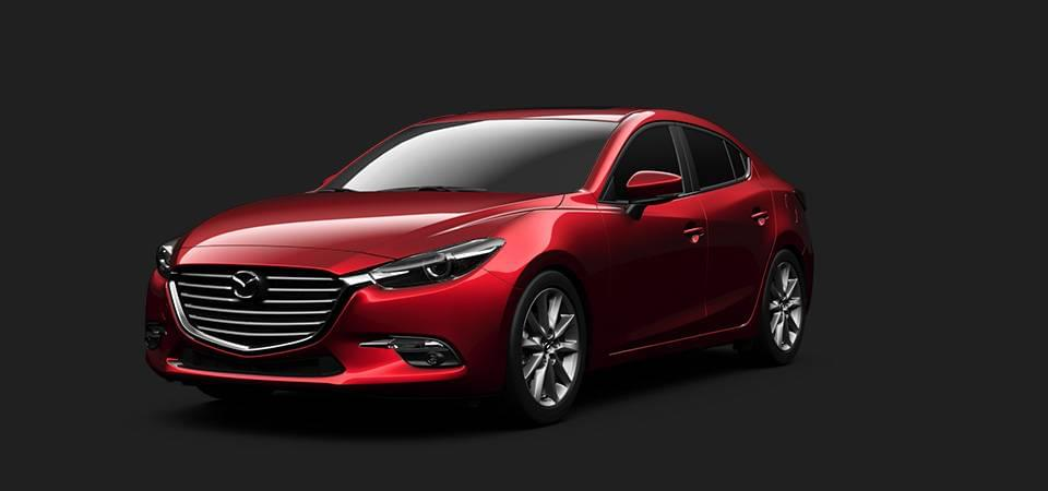2017 Mazda3 Overview at Landmark Mazda