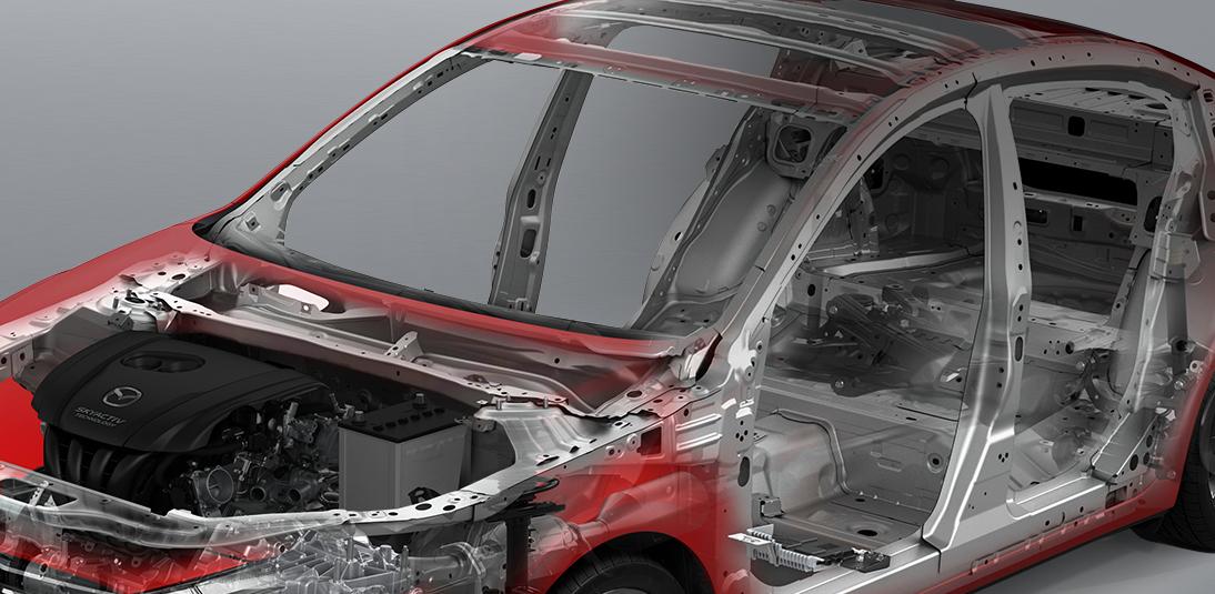 2017 Mazda3 Safety Landmark Mazda