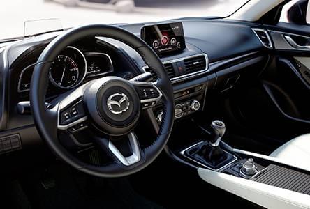 2017 Mazda3 Technology Landmark Mazda