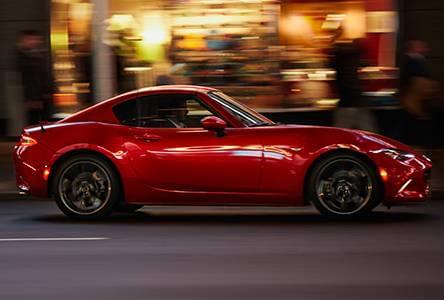 2017 Mazda MX-5 RF Performance