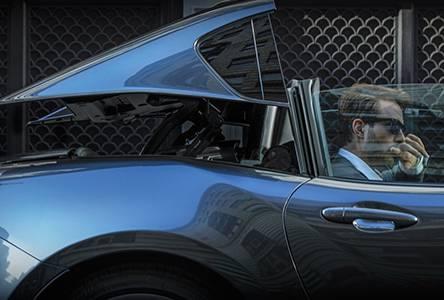 2017 Mazda MX-5 RF Styling