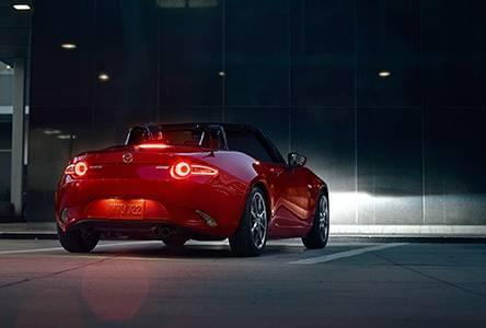 2017 Mazda MX-5 Safety