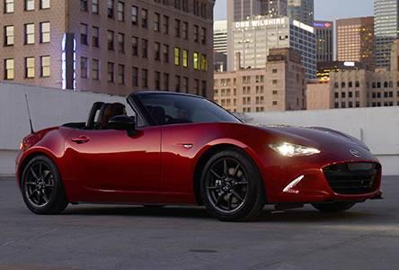 2017 Mazda MX-5 Styling