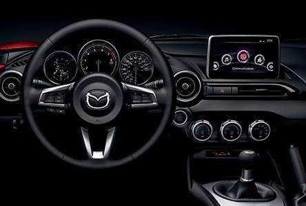 2017 Mazda MX-5 Technology