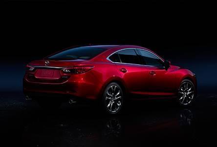 2017 Mazda6 Styling