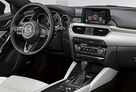 2017 Mazda6 Technology