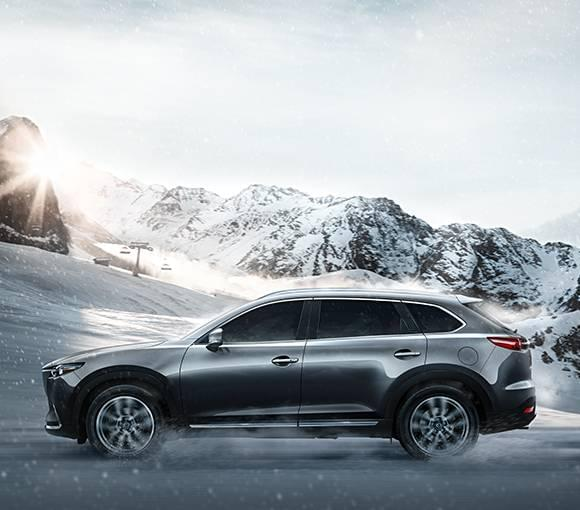 Comparing the CX-9 Performance vs Toyota Highlander