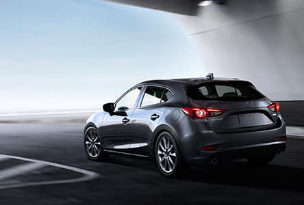 2018 Mazda3 Sport performance overview at Landmark Mazda in edmonton alberta ab