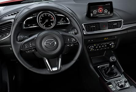2018 Mazda3 overviw at Landmark Mazda in edmonton alberta ab