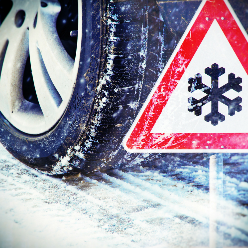 winter tire and rim package special
