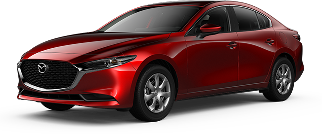 2020 Mazda3 GX with Convenience Package