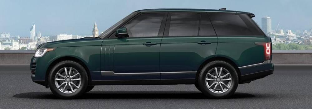 Spectral British Racing Green (ChromaFlair)