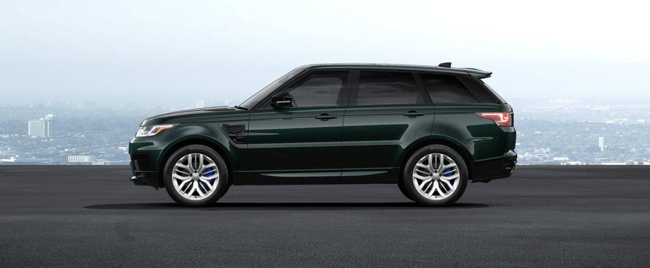 British Racing Green (Ultra Metallic)