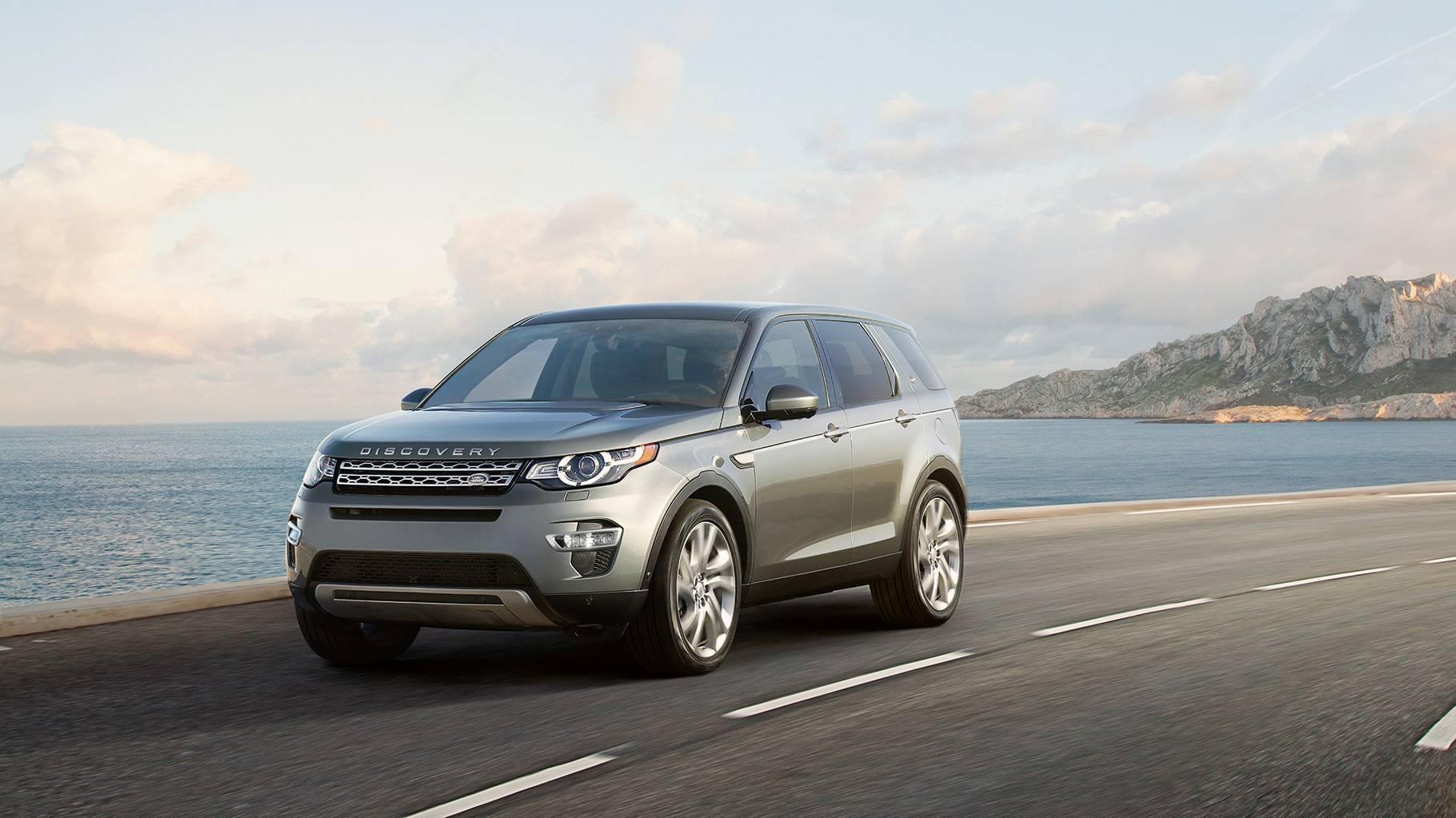 Land Rover Discovery Sport Exterior 2