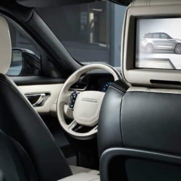 2018 Range Rover Velar Interior Features