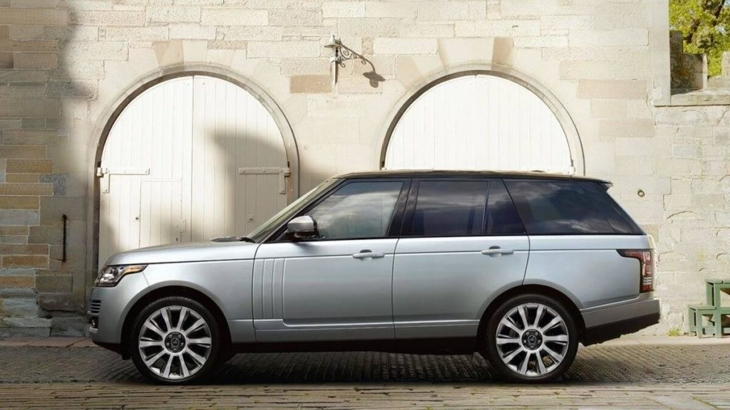 2017 Land Rover Range Rover Trim Levels