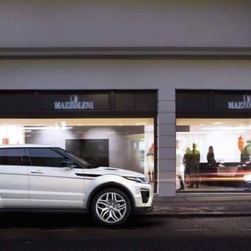 2018 Land Rover Range Rover Evoque Exterior 01