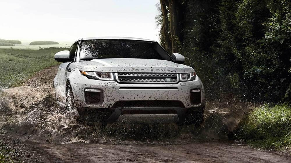2018 Land Rover Range Rover Evoque Exterior 03