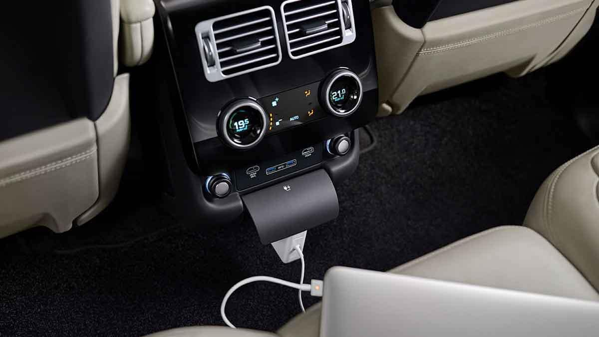 2018 Land Rover Range Rover Interior Features1