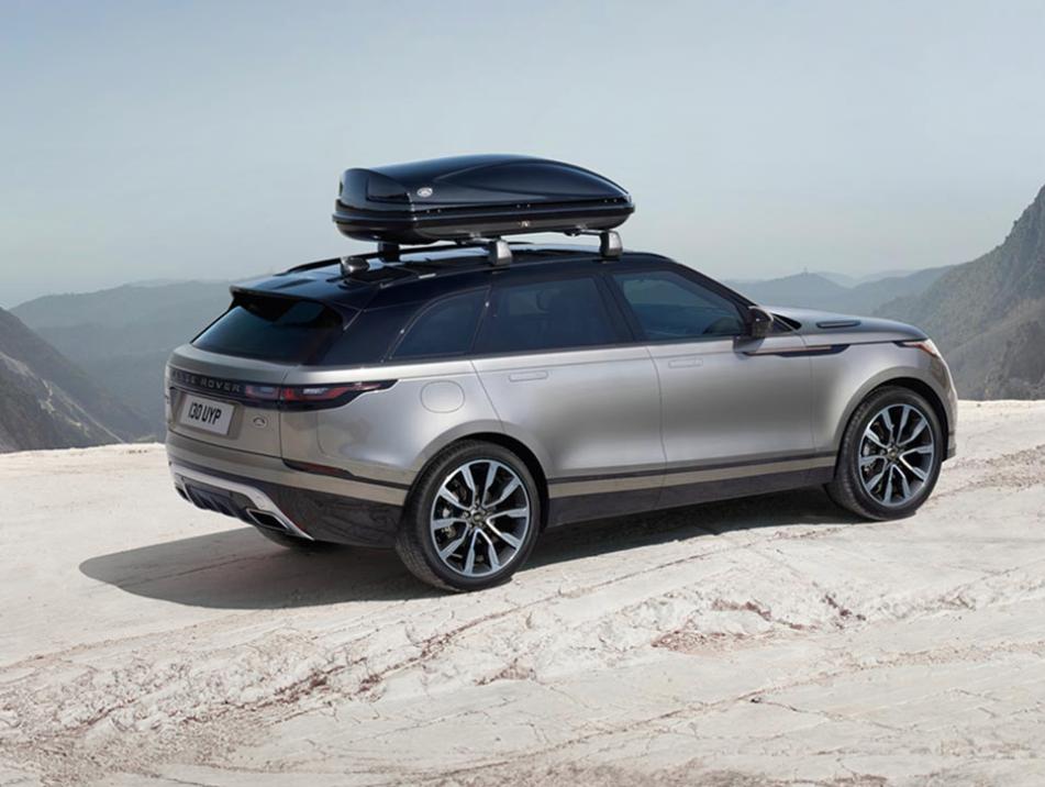 Range Rover Velar Roof Rails   Land Rover Edison